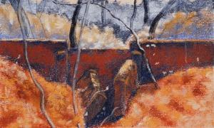 A Color Study, Pastel, 2006